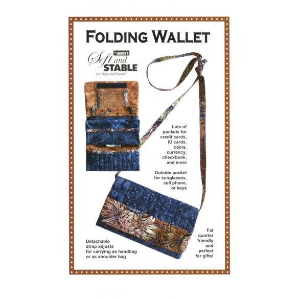 Folding Wallet Pattern
