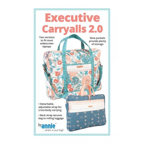 Executive Carryalls 2.0 Pattern