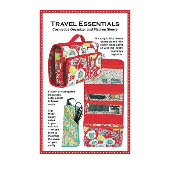 Travel Essentials Pattern