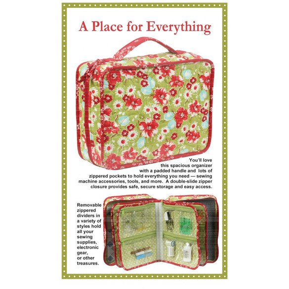 A Place for Everything Pattern