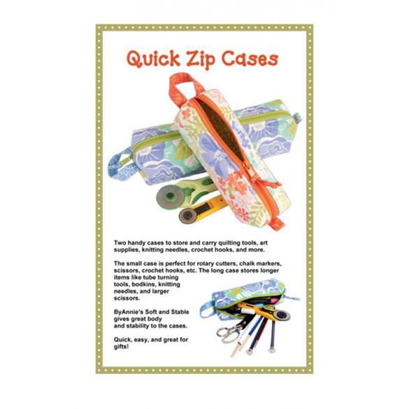 Quick Zip Cases Pattern