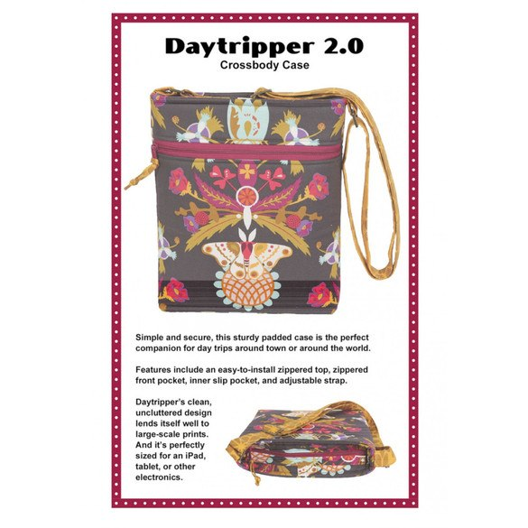 Daytripper 2.0 Crossbody Case Pattern
