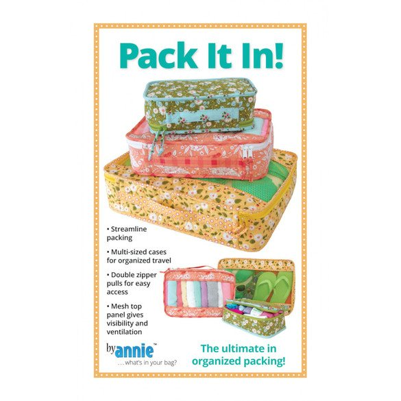 Pack it In! Pattern
