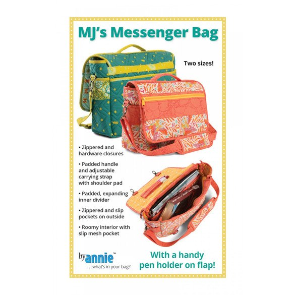 MJ's Messenger Bag Pattern