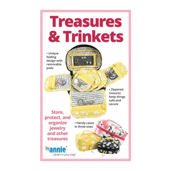 Treasures and Trinkets Pattern