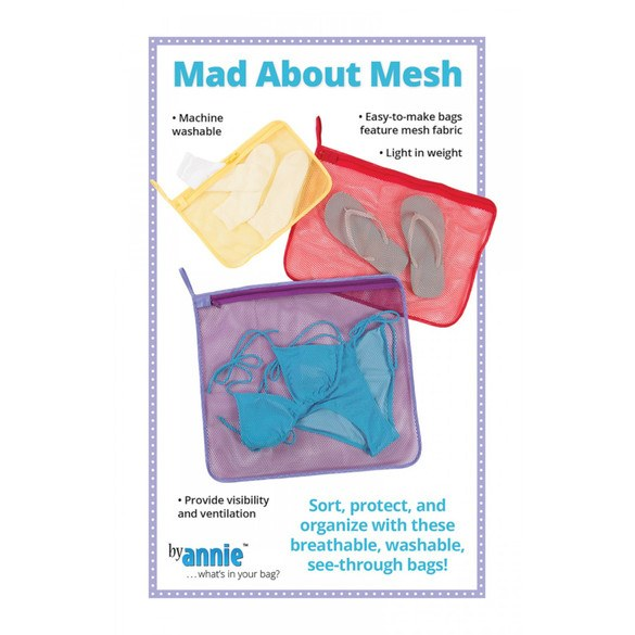 Mad About Mesh Pattern