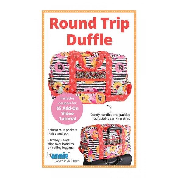 Round Trip Duffle Pattern