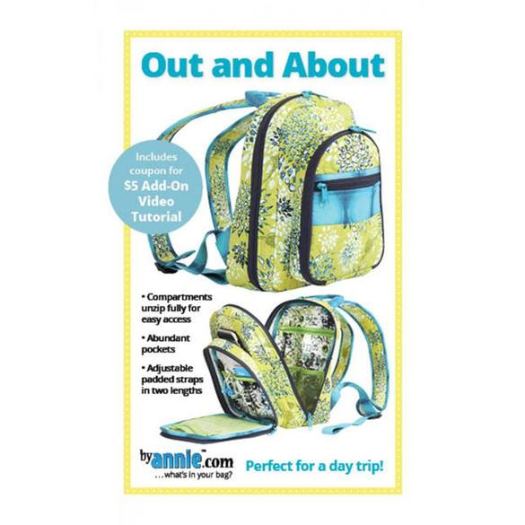 Out and About Bag Pattern