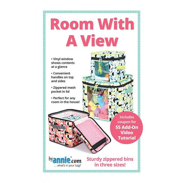Room With A View Pag Pattern