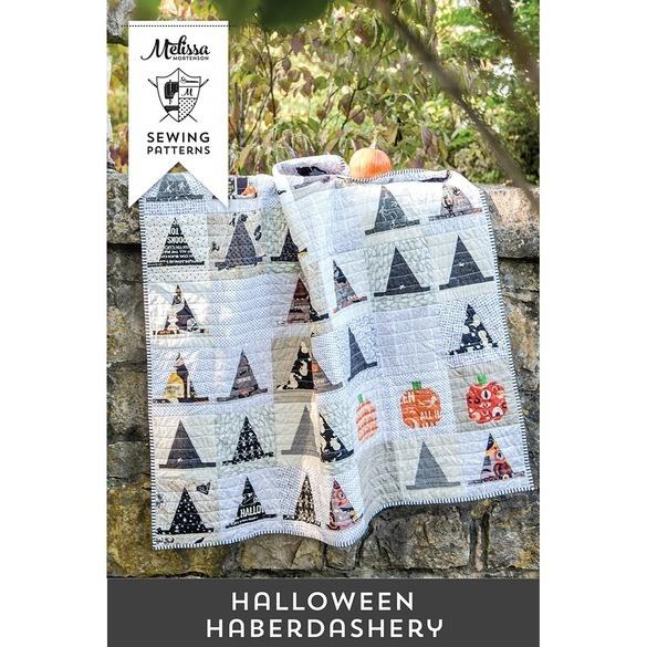 Halloween Haberdashery Quilt Pattern