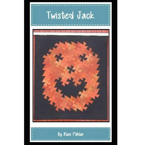 Twisted Jack Wall Hanging Pattern