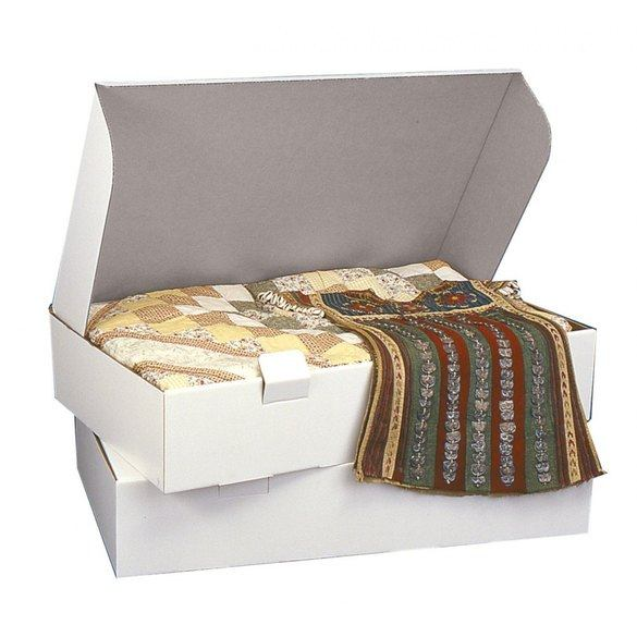 Acid Free Quilt Storage Box