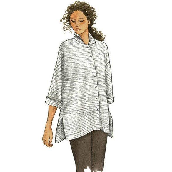The London Shirt Pattern