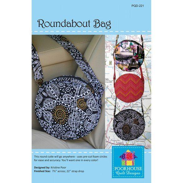 Roundabout Bag Pattern