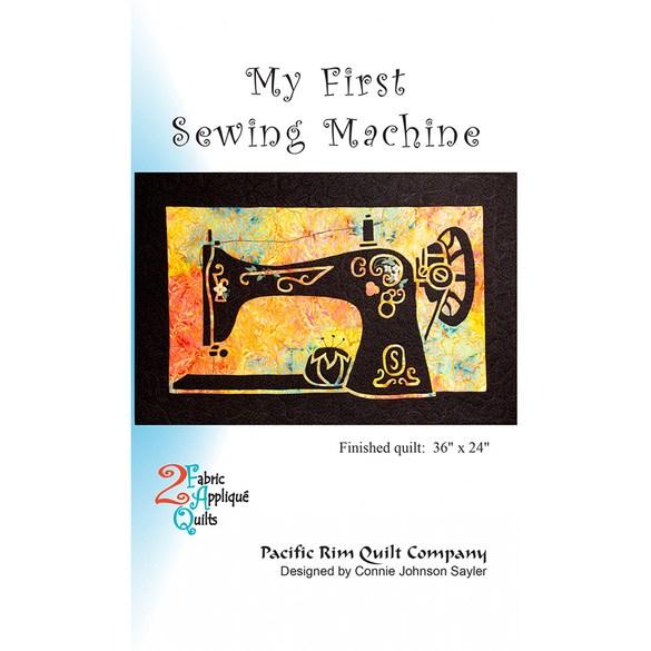 My First Sewing Machine Pattern