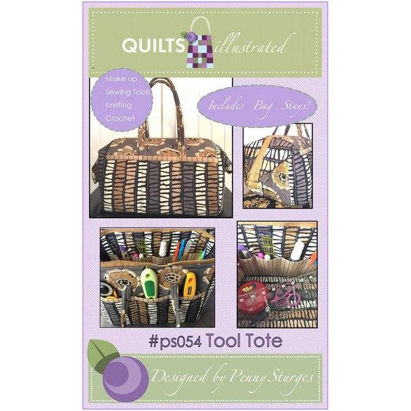 Tool Tote Bag Pattern
