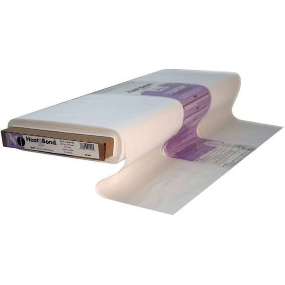 Heat N Bond Woven Soft Fusible Interfacing - 22in x 25yds