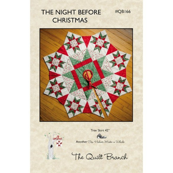 The Night Before Christmas Tree Skit Pattern