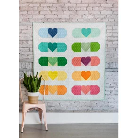 Band-Aid Quilt Pattern