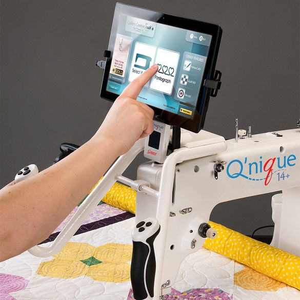 Quilter's Creative Touch 5 Software