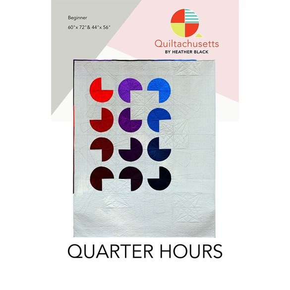 Quarter Hours Quilt Pattern