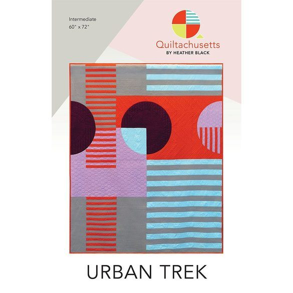 Urban Trek Quilt Pattern