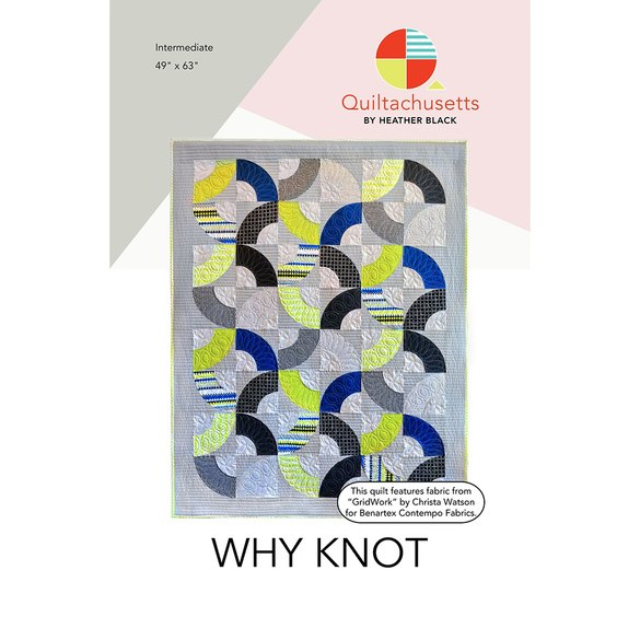 Why Knot Quilt Pattern