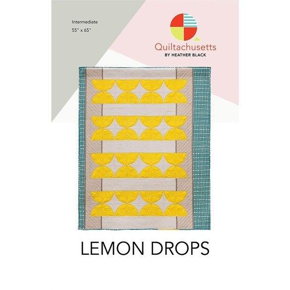 Lemon Drops Quilt Pattern