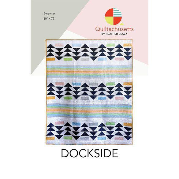 Dockside Quilt Pattern