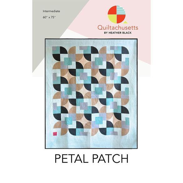 Petal Patch Quilt Pattern