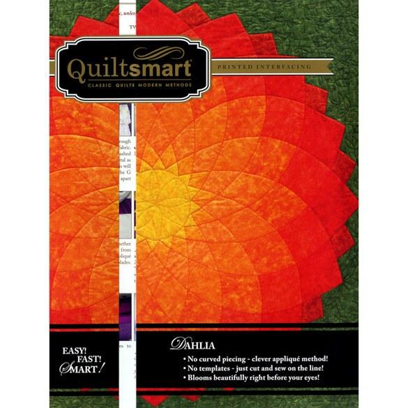 Quiltsmart Dahlia Pattern Kit