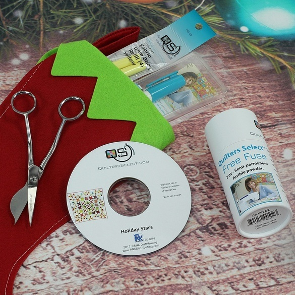 Quilters Select Holiday Stocking Stuffers