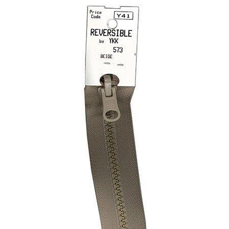 Vislon Reversible Zipper, YKK