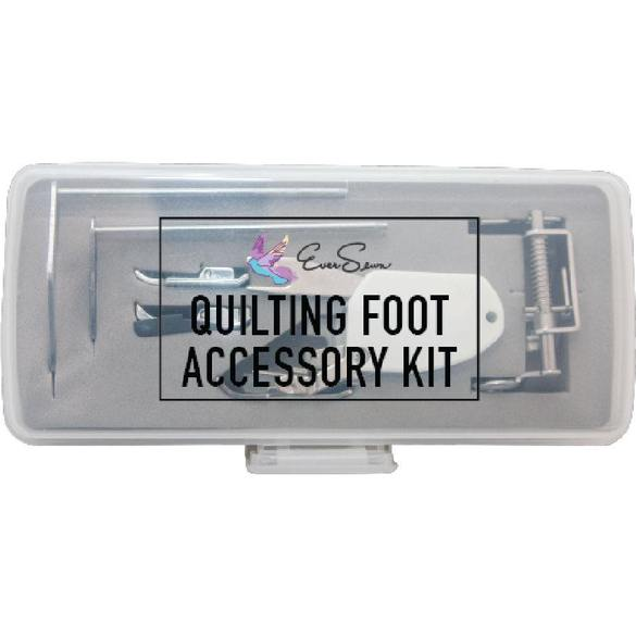 Quilting Feet Set, Low Shank #RJ-207NS-1