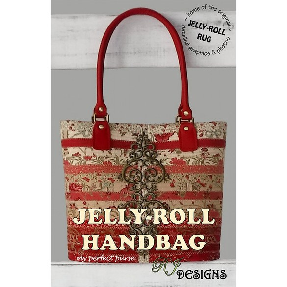 R.J. Designs, Jelly-Roll Handbag Pattern