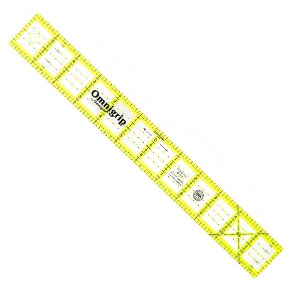 "Omnigrid Centering Ruler - 1-1/2"" x 12"""