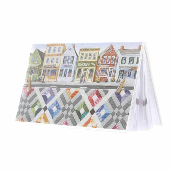 Main Street Quiltscape - 2 Year Planner 2020/2021