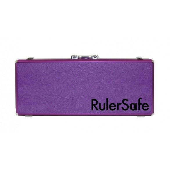 Rulersafe Quilting Ruler Storage Case