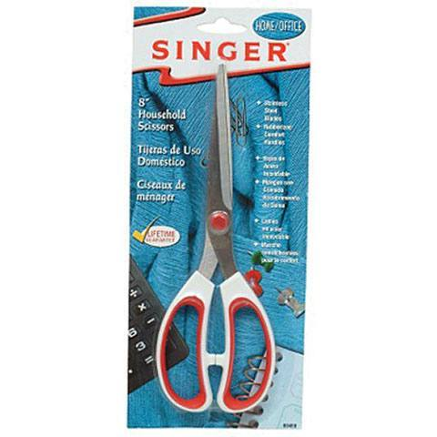 Household Scissor  (8in), Singer #S00450