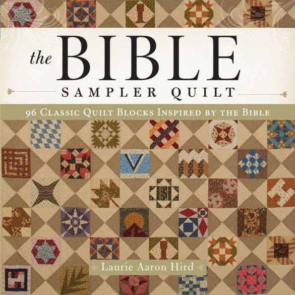The Bible Sampler Quilt Book and CD