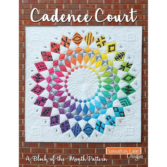 Sassafras Lane Designs, Cadence Court Quilt Pattern