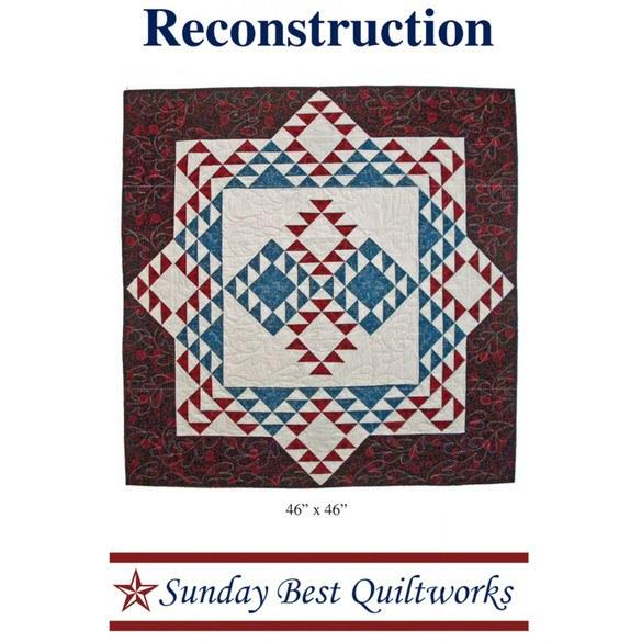 Reconstruction Quilt Pattern