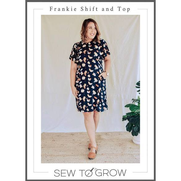 Frankie Shift and Top Pattern