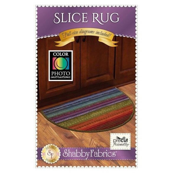 Slice Rug Pattern