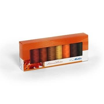 Autumn Collection Thread Kit, Mettler