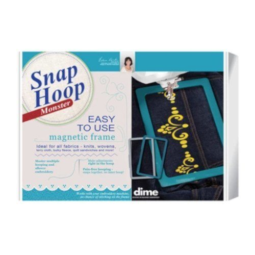 """Magnetic Snap Hoop Monster for Janome - 5""""x7"""""""