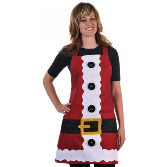 Santa's Helper Apron Pattern