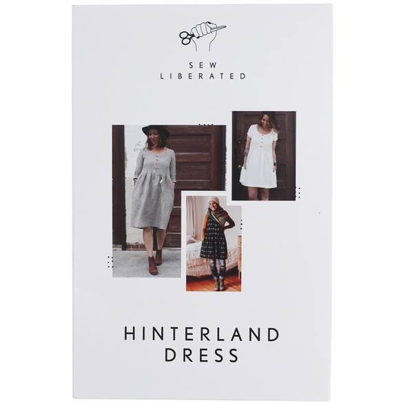 Hinterland Dress Pattern, Sew Liberated
