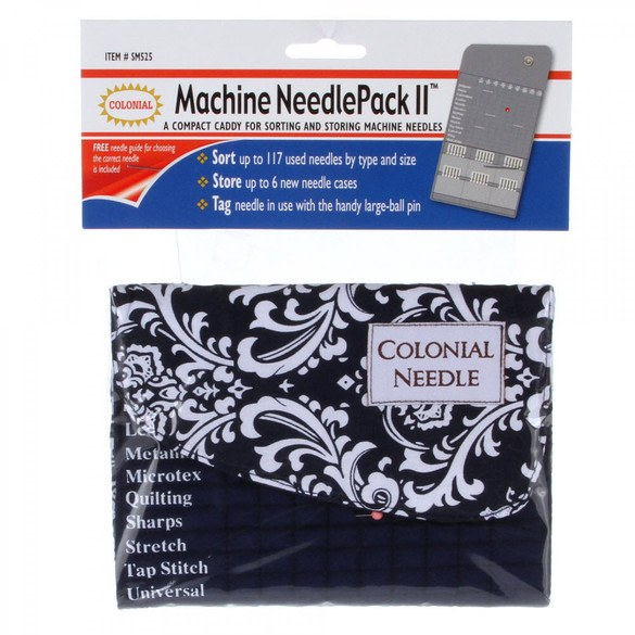 Colonial Machine Needle Pack II
