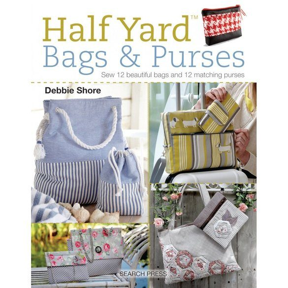 Half Yard Bags and Purses Book
